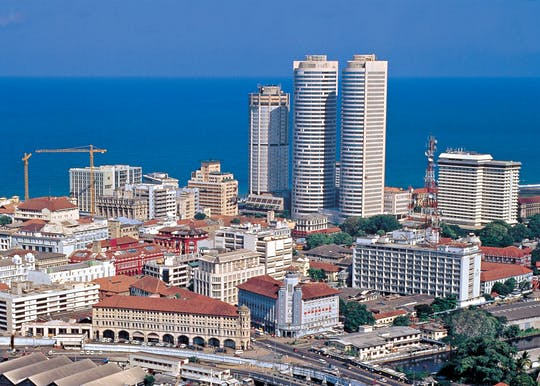 Colombo full-day city tour with transfer from Bentota or Colombo