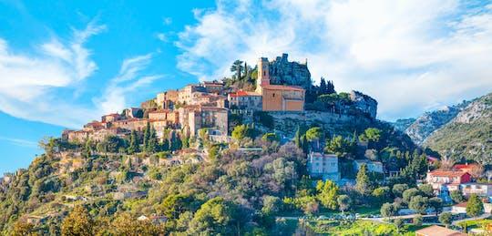 Wycieczka po włoskim targu Èze i La Turbie z Nicei
