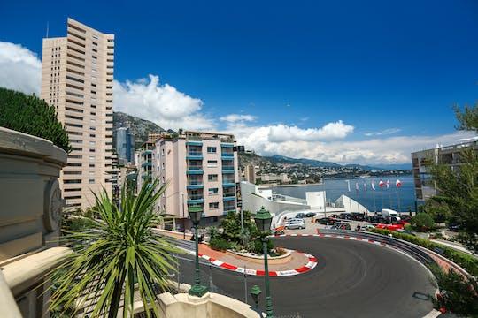Excursion de jour et de nuit à Èze, Monaco et Monte Carlo au départ de Nice
