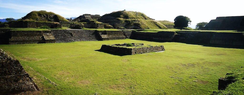 Monte Albán and Oaxaca arts tour