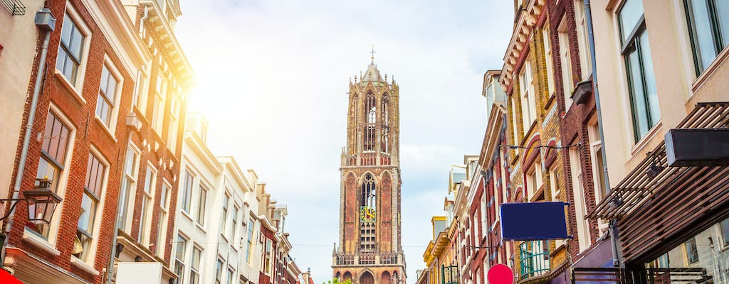 Walk and explore Utrecht with a self-guided city trail