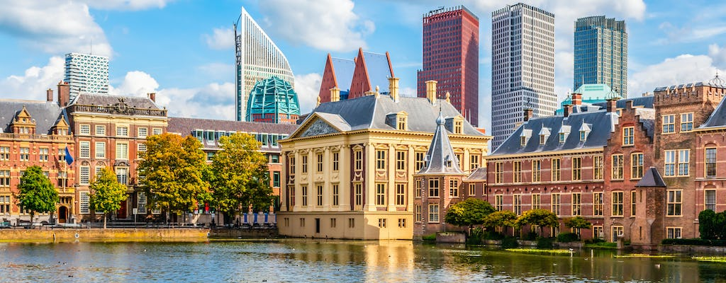 Walk and explore The Hague with a self-guided city trail