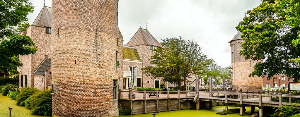 Walk and explore Schagen with a self-guided city trail