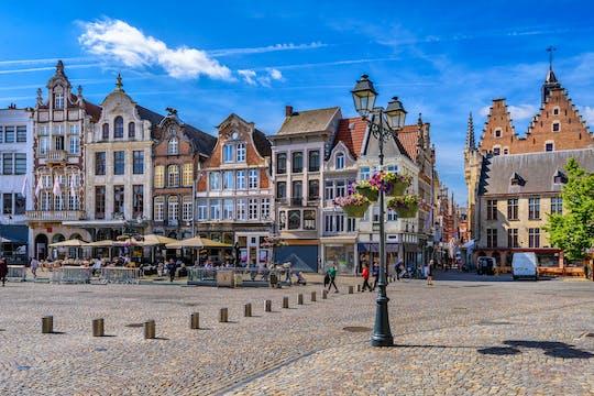 Ontdek Mechelen tijdens een zelfgeleide stadswandeling