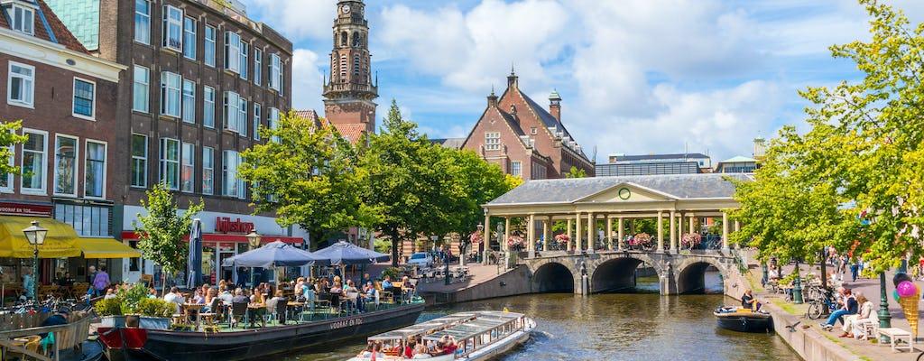 Camina y explora Leiden con un sendero autoguiado