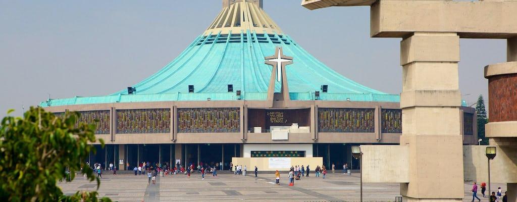 Visita guiada a Teotihuacan e Santuário de Guadalupe
