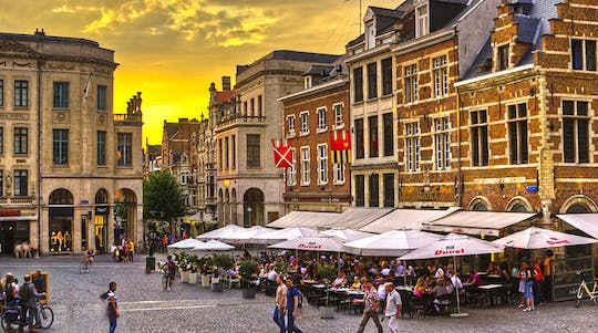 Leuven walking tour