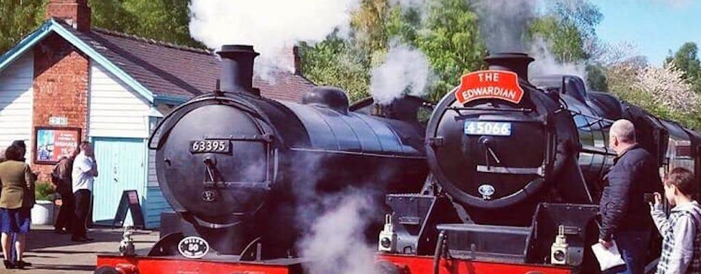 Moors, Whitby und North Yorkshire Steam Railway Tour