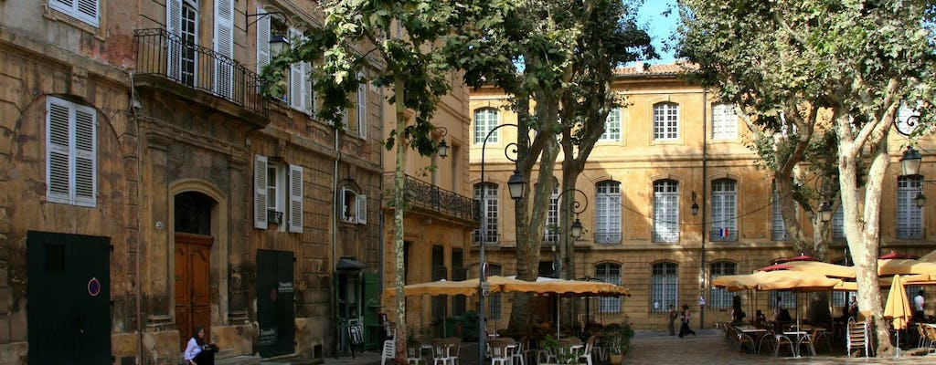 Private half-day tour of Aix-en-Provence