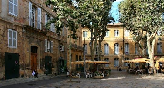 Tour privado de medio día por Aix-en-Provence
