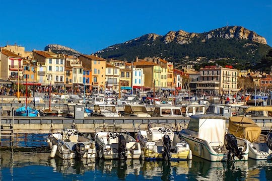 Private half-day tour of Cassis