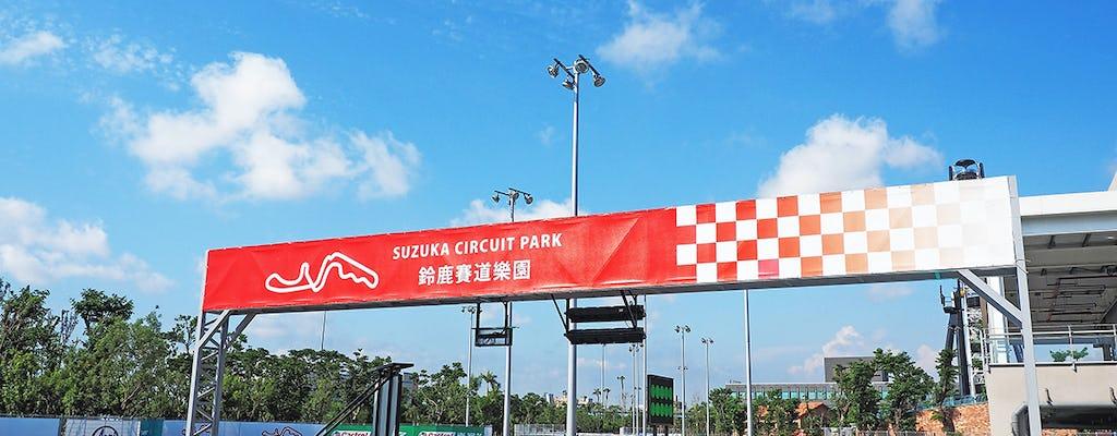 Biglietto per il mini go-kart di Suzuka a Kaohsiung
