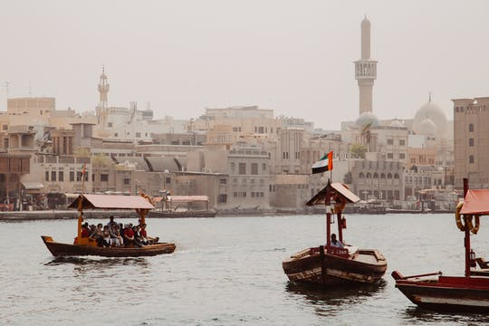 Dubai Historic Discovery