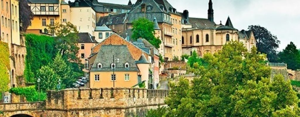 Luxembourg tour from Brussels