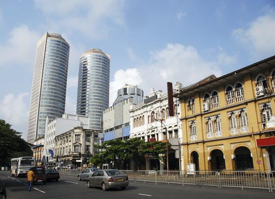 Colombo half-day city tour