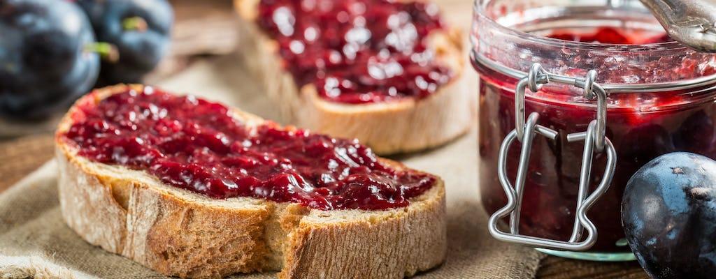 Masterclass online su marmellate di frutta e verdura