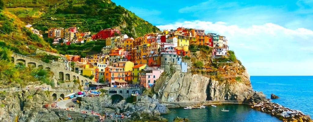 Tagesausflug in die Cinque Terre von Florenz mit optionalem Mittagessen