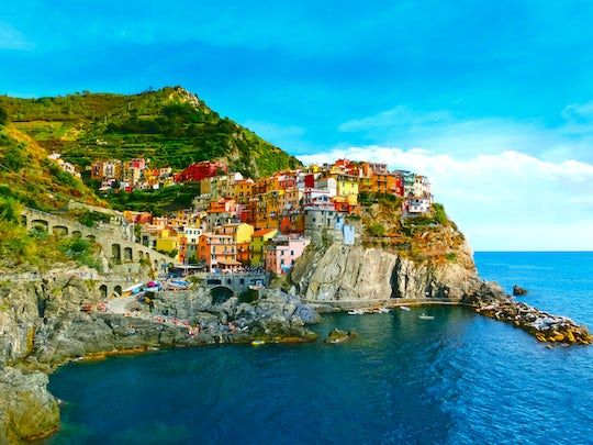 Cinque Terre day trip from Florence with optional lunch