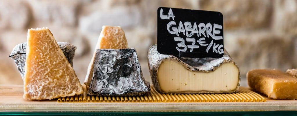 Tour a piedi del Marais con degustazione di vini e formaggi