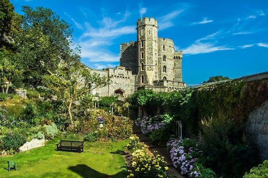 Dagtour naar Windsor, Bath en Stonehenge vanuit Londen in het Spaans