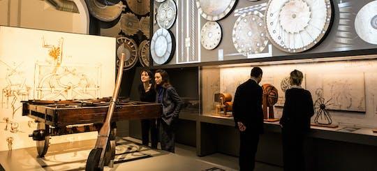 Biglietti per il Museo Nazionale Scienza e Tecnologia Leonardo da Vinci