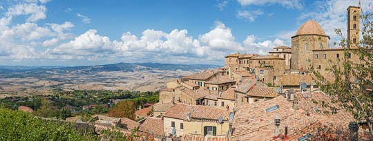 Private tour of Volterra from Florence