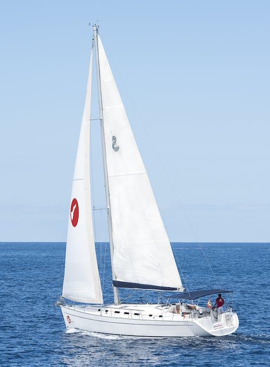 Veleiro charter com aluguel de skipper