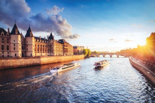 Stadstour door Parijs met rondvaart over de Seine
