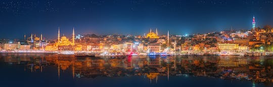 All-Inclusive Bosphorus cruise with dinner and Turkish night show