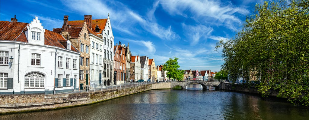 Bruges bus tour from Brussels