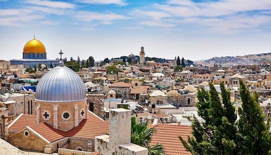 Tour de un día a Belén y Jerusalén