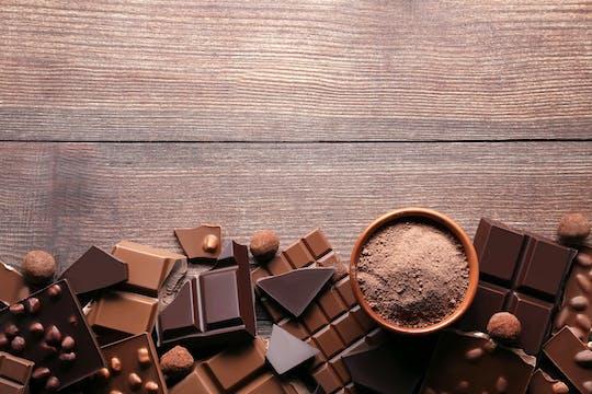 Bilhetes para o museu do chocolate Choco-Story em Bruges