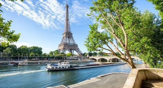 Visita VIP por París con crucero por el Sena