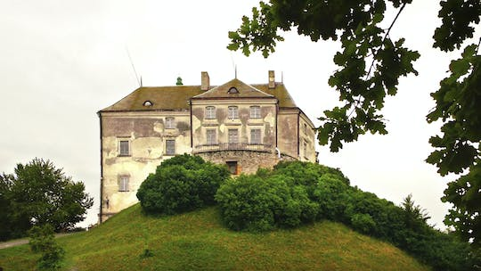 Tour to the three Castles around Lviv