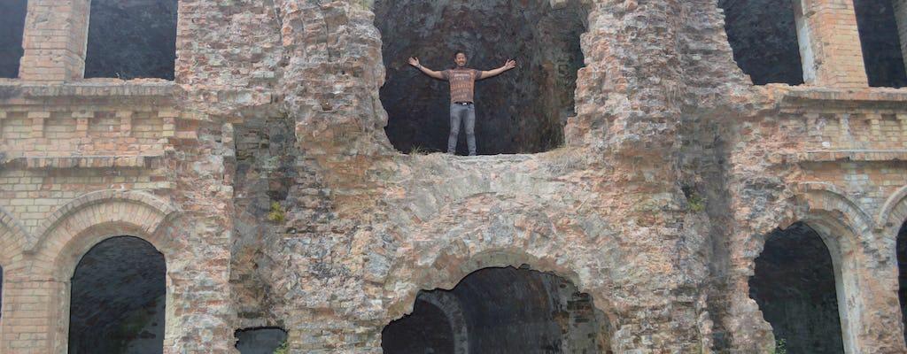 Viagem privada de um dia ao Forte Tarakaniv, Dubno, Kremenets e Pochaiv Lavra de Lviv