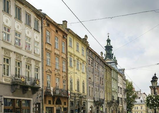 Wycieczka śladami dziedzictwa żydowskiego we Lwowie