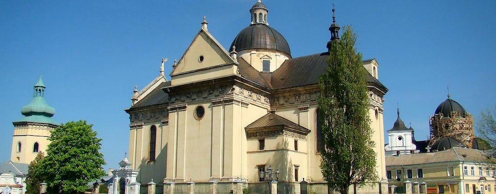 Zwiedzanie zamku w Żółkwi i monasteru w Krechowie ze Lwowa