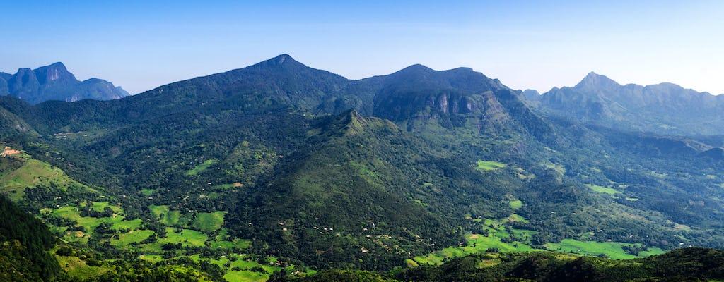 Hanthana Mountain hike to Uragala summit from Kandy