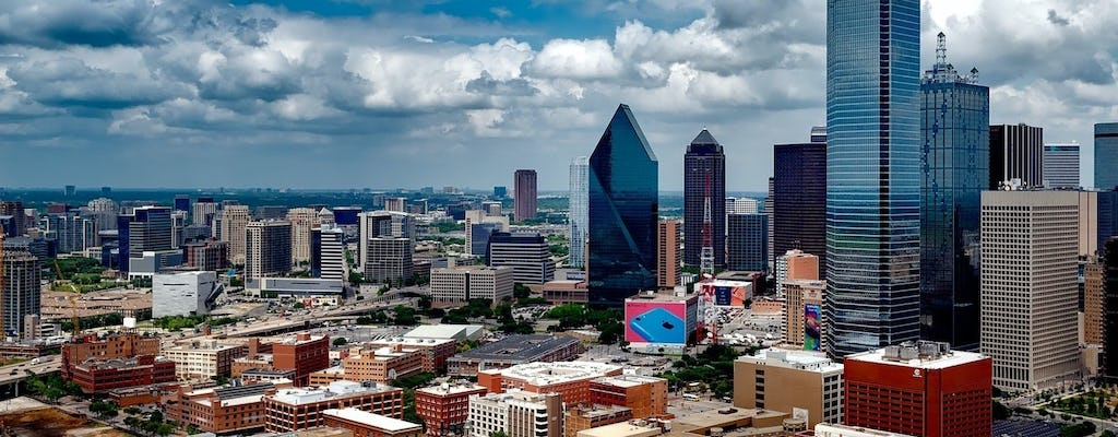 Must-see Downtown Dallas-tour