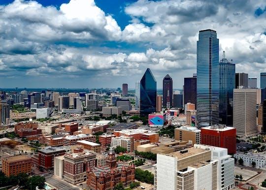 Visite incontournable du centre-ville de Dallas