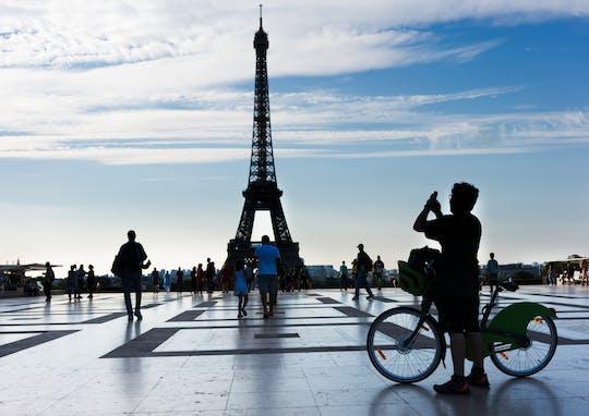 Wycieczka rowerowa z zabytkami Paryża