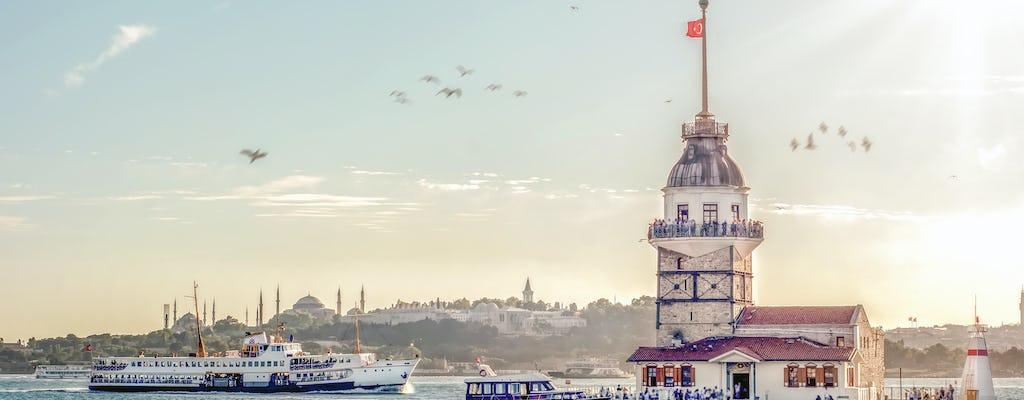 Istanbul Asian side: Üsküdar and Kadıköy tour