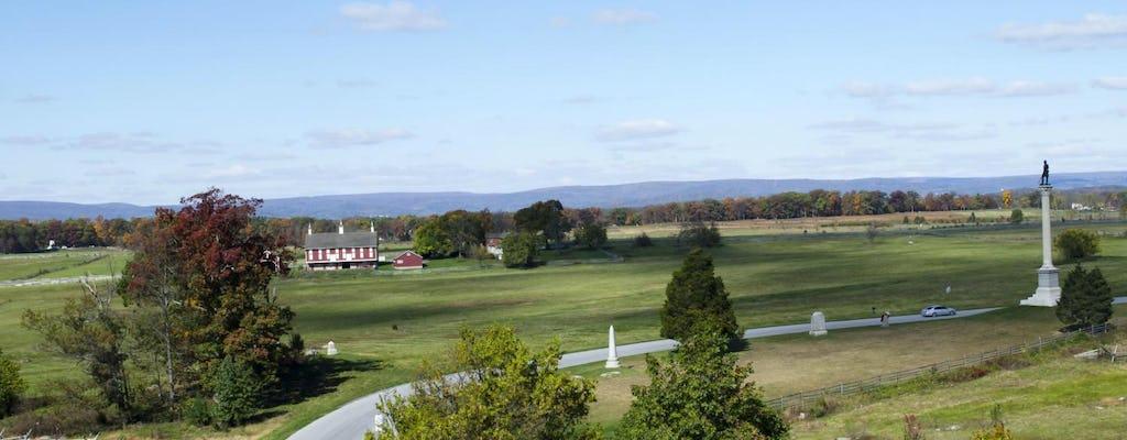 Tour de libertad de Gettysburg