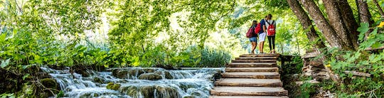 Natural Wonders of Plitvice Lakes day-tour from Porec