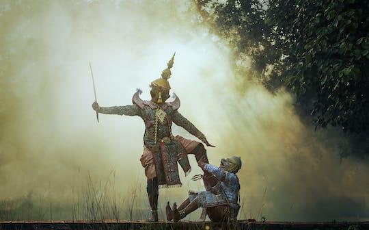Ramayana-balletshow en -ervaring