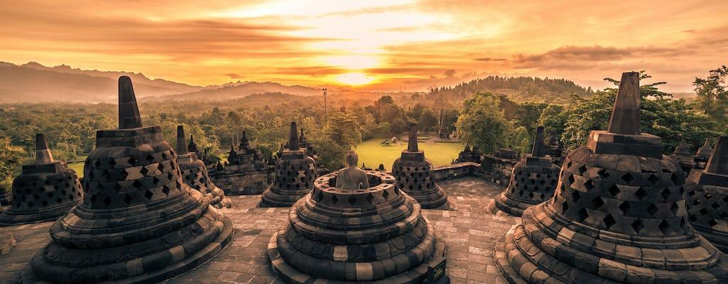 Private Borobudur Sonnenaufgangstour mit Frühstück