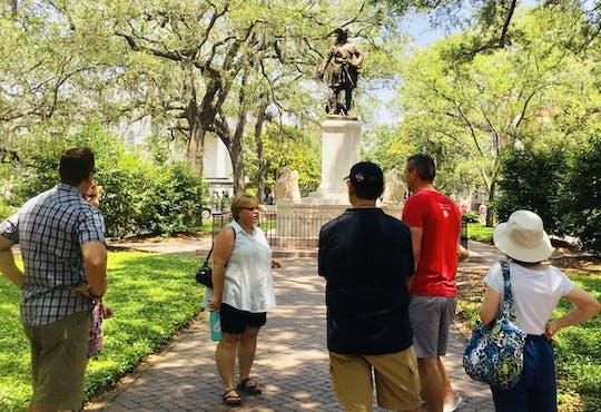Visite à pied historique de Savannah
