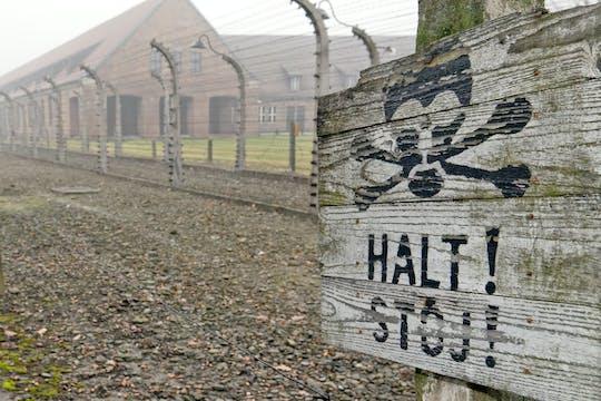 Auschwitz-Birkenau-tour vanuit Wroclaw