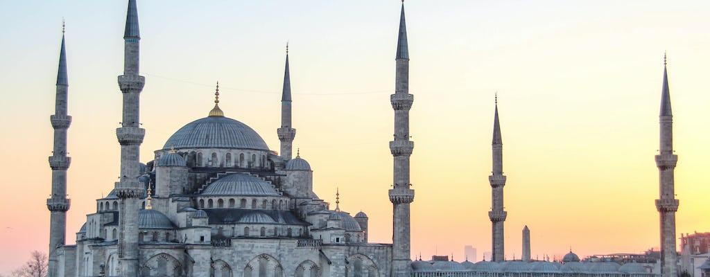 Recorrido de clásicos de Estambul