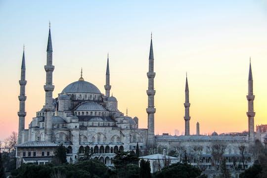 Стамбул тур классика